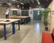 Ruimte huren Zwolle Co grote werkplaats