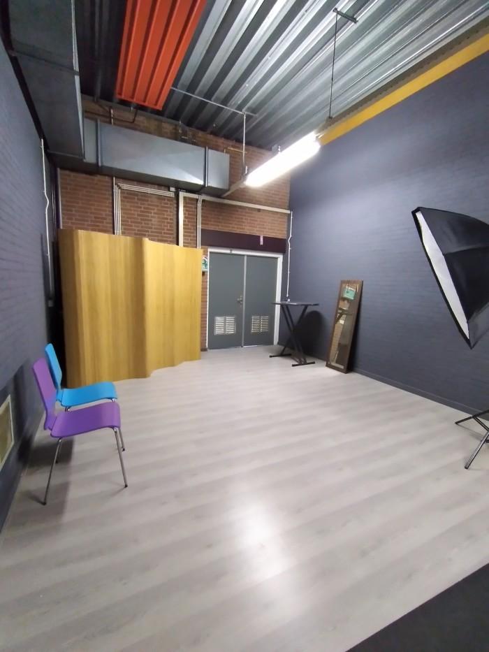 Fotostudio huren bij Creatieve Coöperatie Zwolle