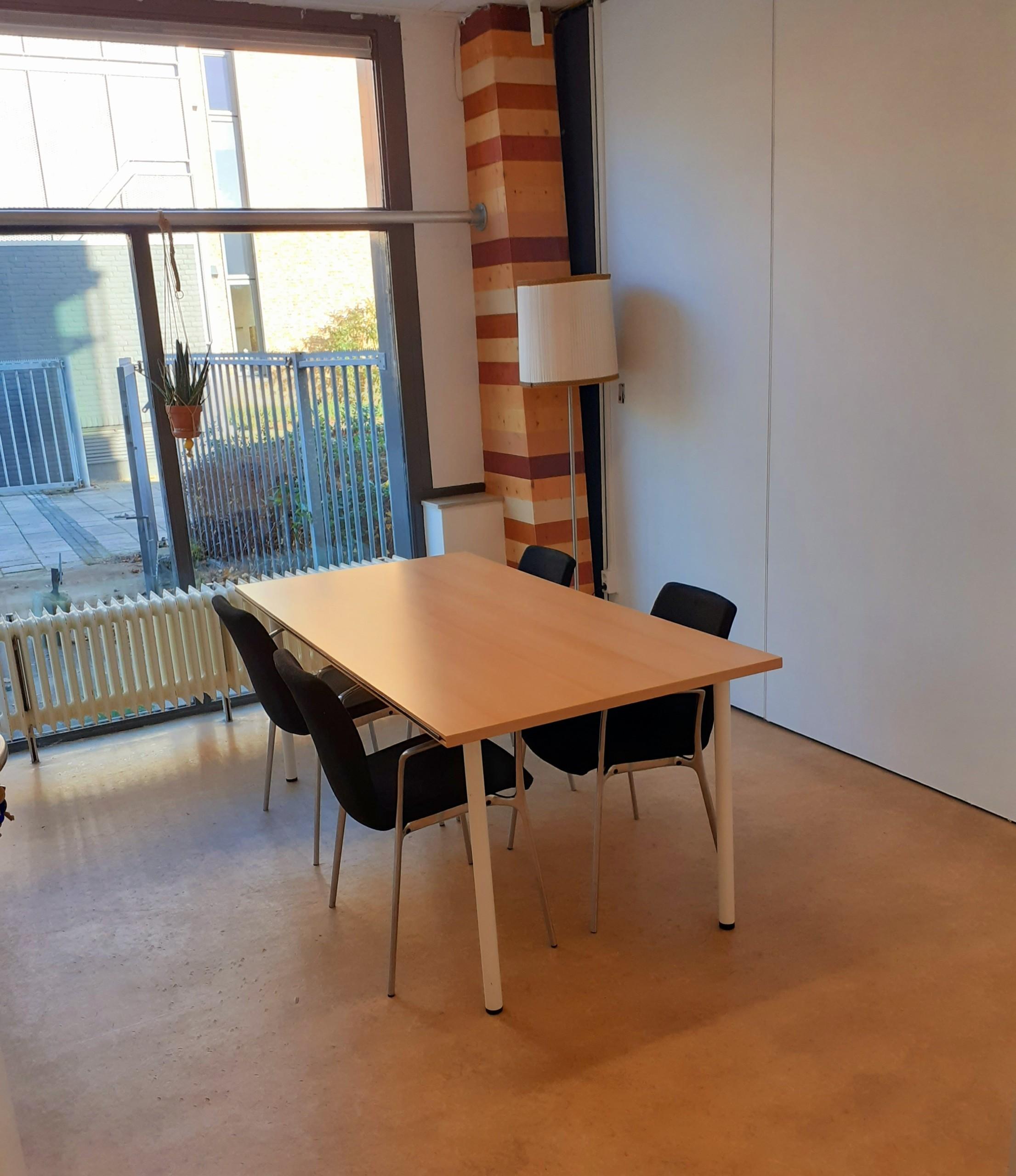 Vergaderruimte huren bij Co Zwolle