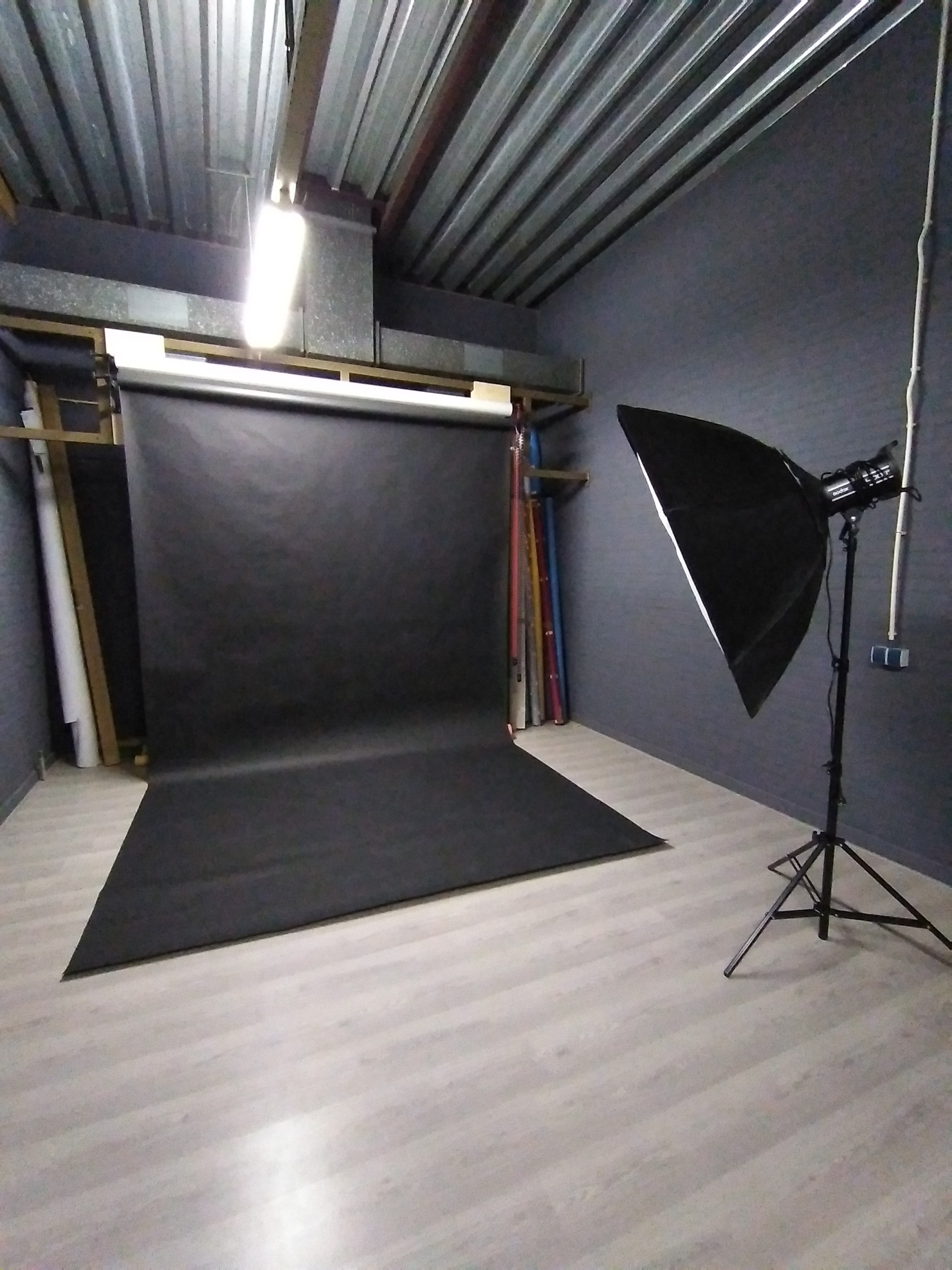 Fotostudio huren bij Co Zwolle