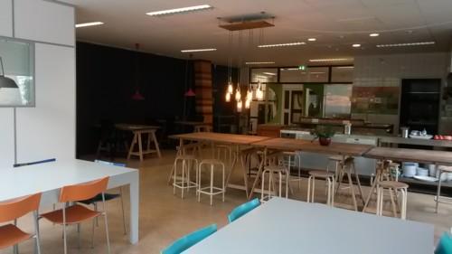 Restaurant Smaacck huren bij Creatieve Coöperatie Zwolle