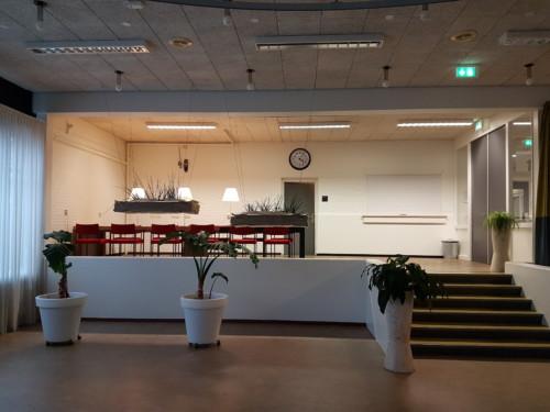 Ruimte voor groepen huren bij Creatieve Coöperatie Zwolle
