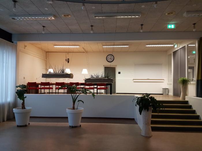 Ruimte voor groepen huren bij Co Zwolle